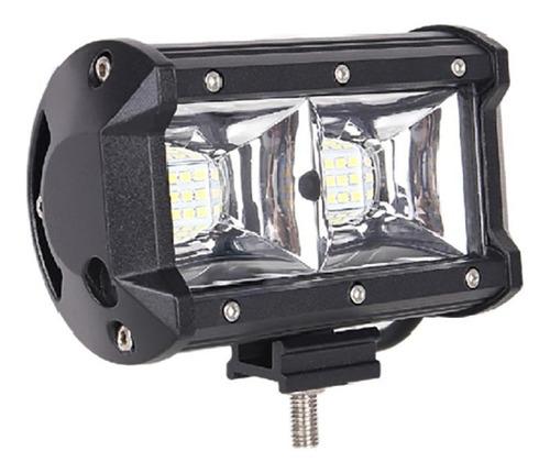 Imagem 1 de 3 de Farol De Milha Led Carro Work Light  54w 12v 24v 9600 Lumens