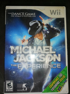 Video Juego Michael Jackson The Experience