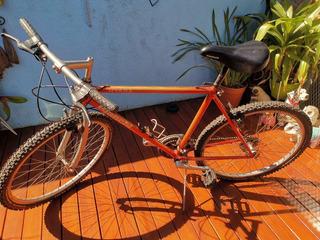 Bicicleta Bianchi Nyala Mod 93 L53. Original / Restaurada
