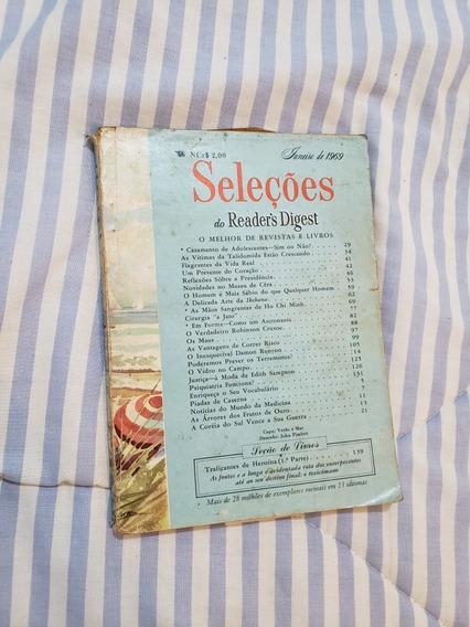 Revista Seleçao Janeiro 1969
