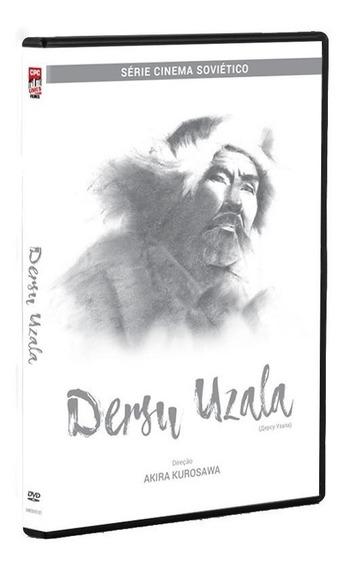 Dersu Uzala - Dvd - Yuriy Solomin - Akira Kurosawa - Novo