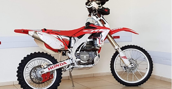 Crf 450x, Ano 2006