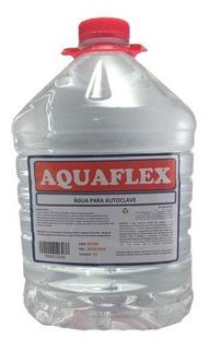 Agua Destilada Aquaflex 5lt