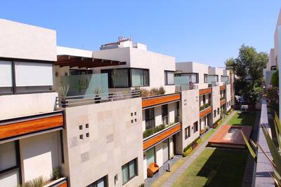 Casa En Condominio Horizontal En Colonia Del Valle
