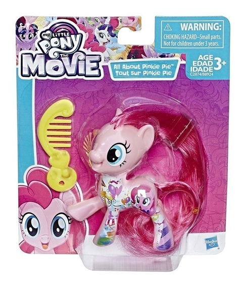 My Little Pony The Movie Pinkie Pie