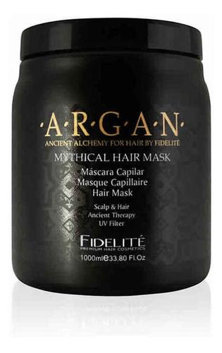 Imagen 1 de 2 de Fidelite Mascara Mythical Hair Argán Baño De Crema 1 Kl