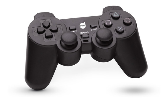 Controle Joystick Pc Dazz Dual Shock Usb