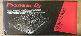 New Pioneer Djm-s9 Professional 2-channel Serato Dj Mixer