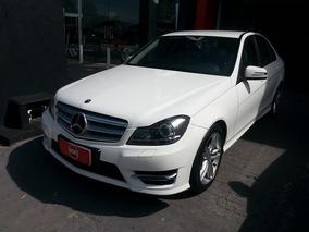 Mercedes-benz C 180 - 2013/2014 1.6 Cgi Sport 16v Turbo Gaso