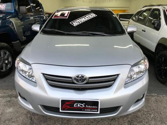 Toyota Corolla 2.0 Xei 16v Automático