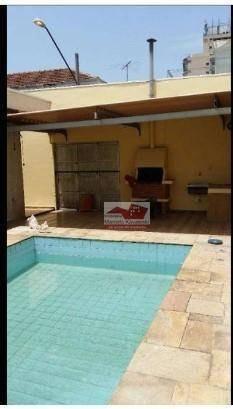 Sobrado Residencial Para Locação, Ipiranga, São Paulo. - So1456