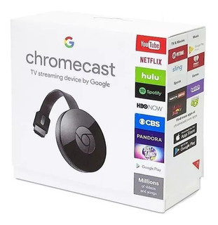 Google Chromecast 2 Tv 2da Generacion Tv Smart Hdmi