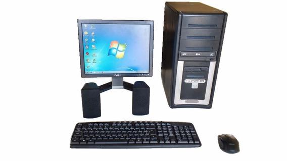 Computador Completo Ddr2 Memória Ram 2gb Frete Gratis