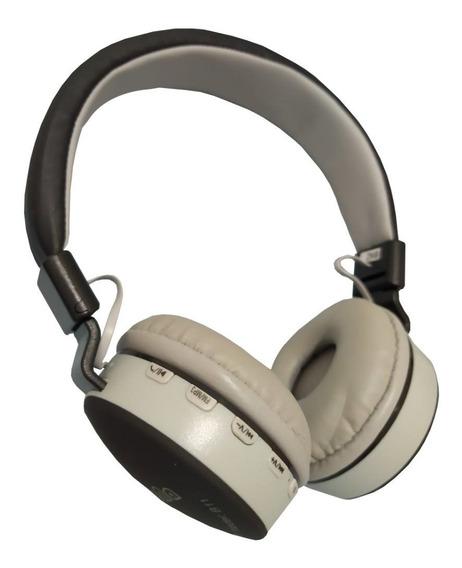 Kit 2 Un Headset Bluetooth Com Entrada Para Cartao Estereo