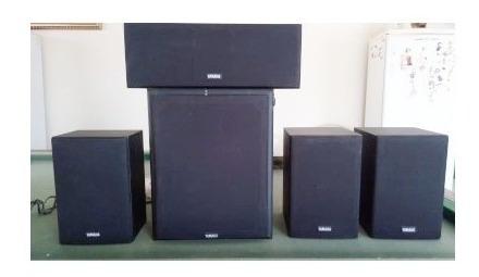 Caixas Acústicas E Speaker Yamaha (o Preço Abaixou)