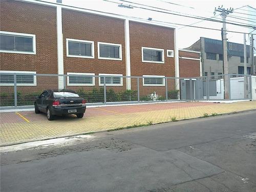 Galpão Comercial Para Locação, Jardim Eulina, Campinas. - Ga0169