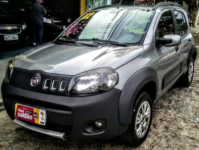 Fiat Uno Way 1.0 Flex Ano 2012