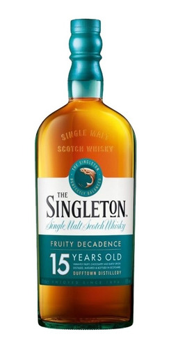 The Singleton 15 Años 700 Ml