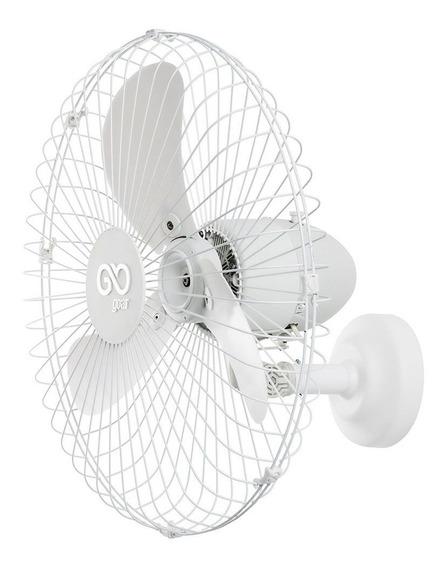 Ventilador De Parede Goar 60cm Branco Bivolt V65pbrrb