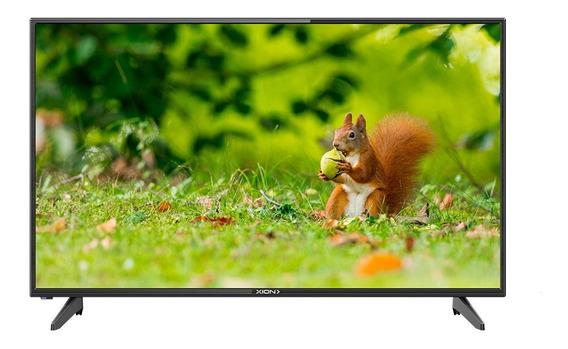 Smart Tv Xion 40 Wifi Hdmi Usb Vga Netflix Youtube Web App