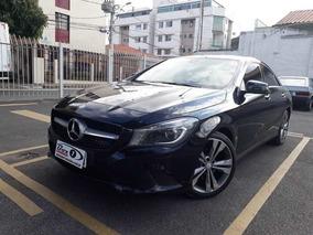 Mercedes-benz Cla 200 Vision 1.6 Tb 16v Flex Aut 2014
