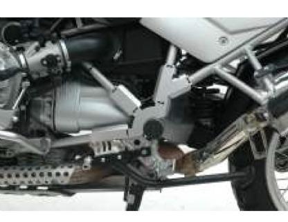 Protetor De Moldura Cor Prata P/ Bmw R1200 Gs /adv Até 2007