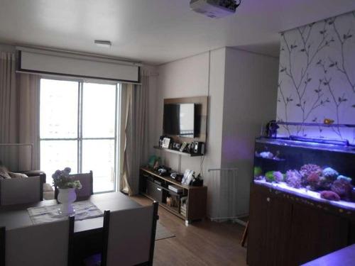 Apartamento Com 3 Dormitórios À Venda, 68 M² Por R$ 424.000,00 - Jardim Sul - São Paulo/sp - 15725