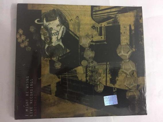 Radiohead Live Recordings Cd Caja De Cartón Sellado Nuevo