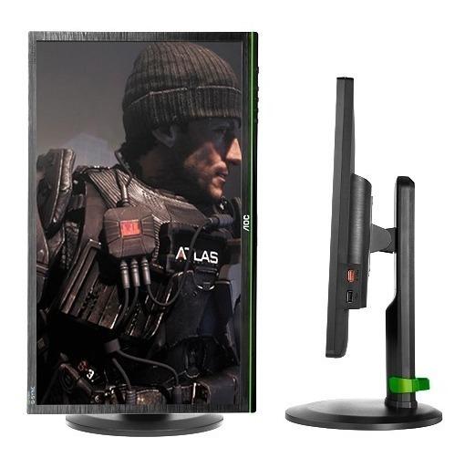 Monitor Gamer Aoc 24 Nvidia G2460pg 1080p