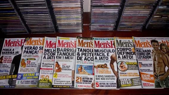 Lote Com 8 Revistas Men