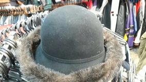 Precioso Sombrero Para Dama Talla M
