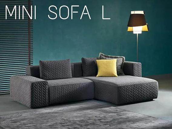Mini Sofa En L