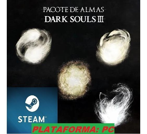 200 Milhões Almas +itens +anéis +braseiros Dark Souls 3 (pc)