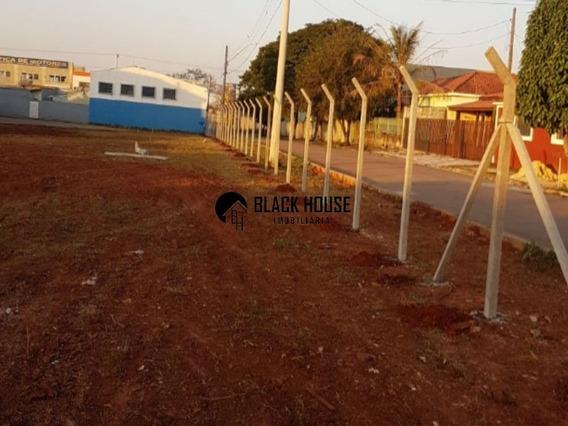 Terreno Com Projeto Aprovado De 48 Apartamentos Mcmv - Aceita Permuta - Te00758 - 33174343