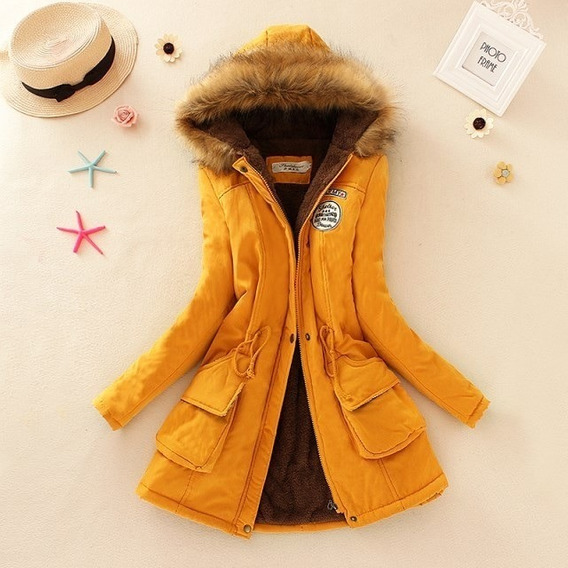 Blusa Jaqueta Casaco Pelos Feminino Inverno Estilo Europeu P