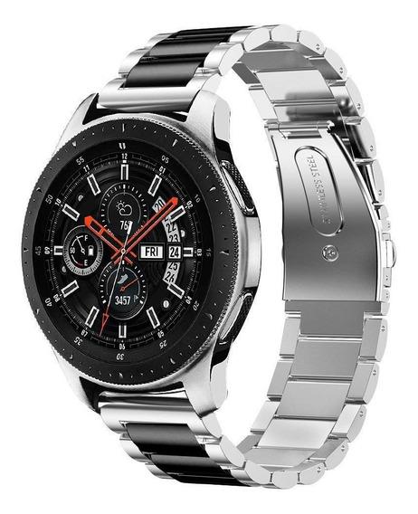 Pulseira Samsung Galaxy Watch 46mm Aço Inoxidável