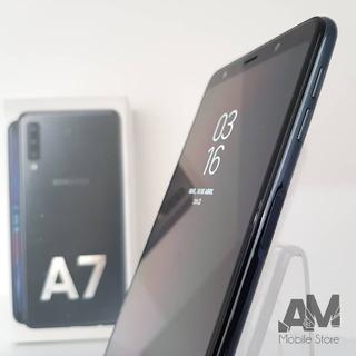 Samsung A7 2018 A750 Triple Camara 64gb - Tienda Física