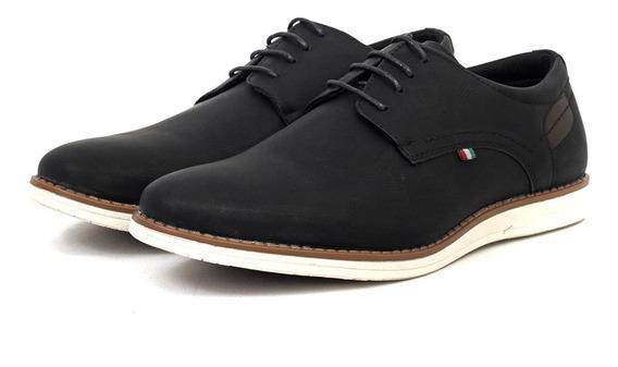 Zapatos Hombre Viggo Cuero Ecologico