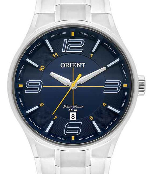 Relógio Orient Masculino Mbss1307 D2sx C/ Garantia E Nf