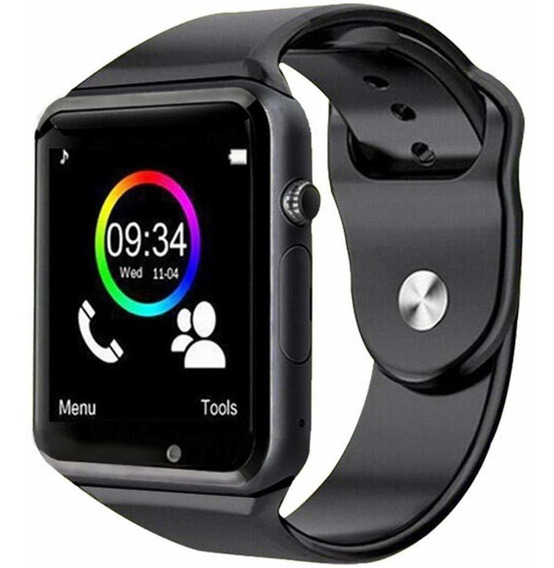 Relógio Inteligente,a1 Smartwatch ,bluetooth, Celular,chip,