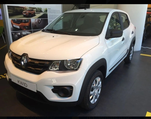 Renault Kwid 1.0 Zen $250.000 A Tasa 0% Oferta Contado    Jl