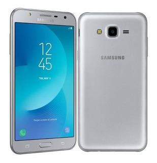 Celular Samsung Galaxy J7 Neo J701mt 16gb Prateado + Nf
