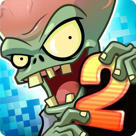 Plants Vs Zombie 2 Pc Frete Gratis Envio Imediato!