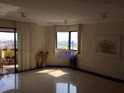 Imagem 1 de 15 de Apartamento Com 3 Dormitórios À Venda, 130 M² Por R$ 1.007.000,00 - Vila Diva (zona Leste) - São Paulo/sp - Ap4196