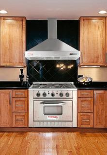 Campana Cocina Patagon Chef Classical W60 / Nordelta