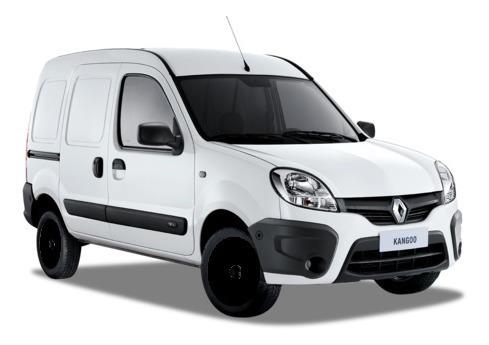 Renault Kangoo Expresso 2013 / 2014 1.6 Alcool E Gasolina
