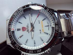 Relógio Shark Quartz Masculino