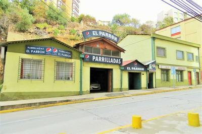 Restaurante El Parrón.
