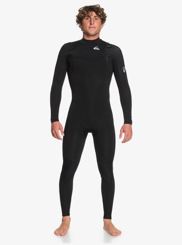 Wetsuit Quiksilver - 4/3 Syncro Chest Zip