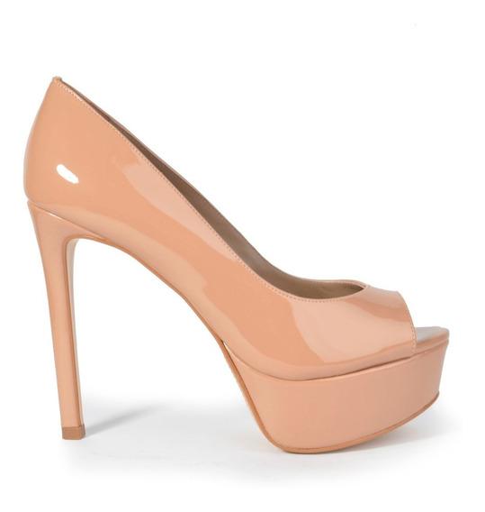 Zapatos De Mujer De Charol Ecológico Raid - Ferraro